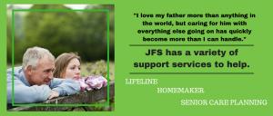 Senior Services banner
